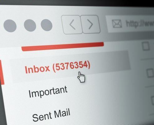 Achivierung E-Mail