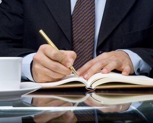 Archivierung entspannte Steuerprüfung