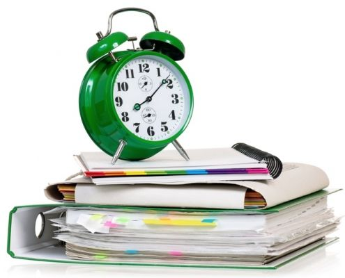 Archivierung Zeit sparen