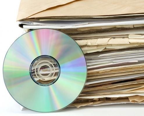 Rechtssichere Archivierung
