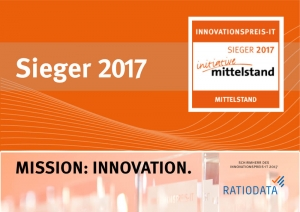 Innovationspreis-IT 2017 Siegerplakat