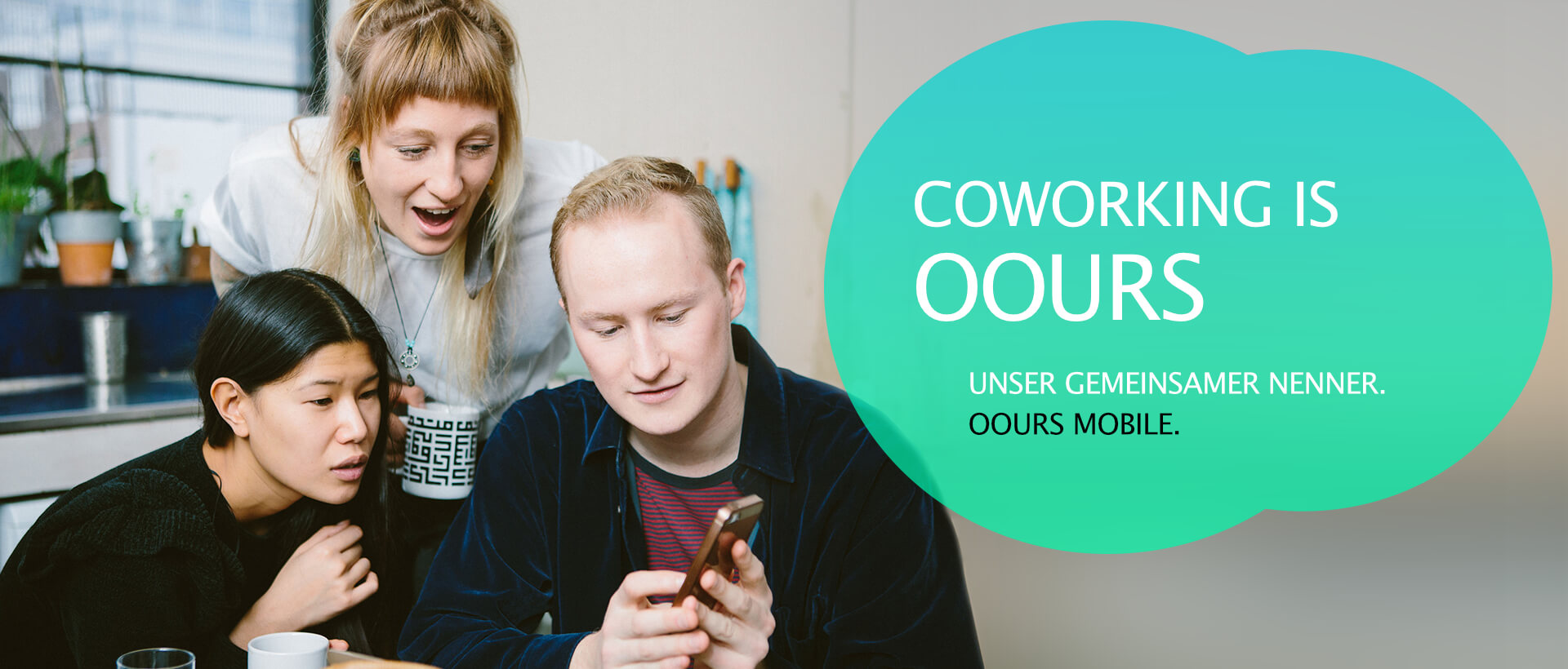 OOURS mobile
