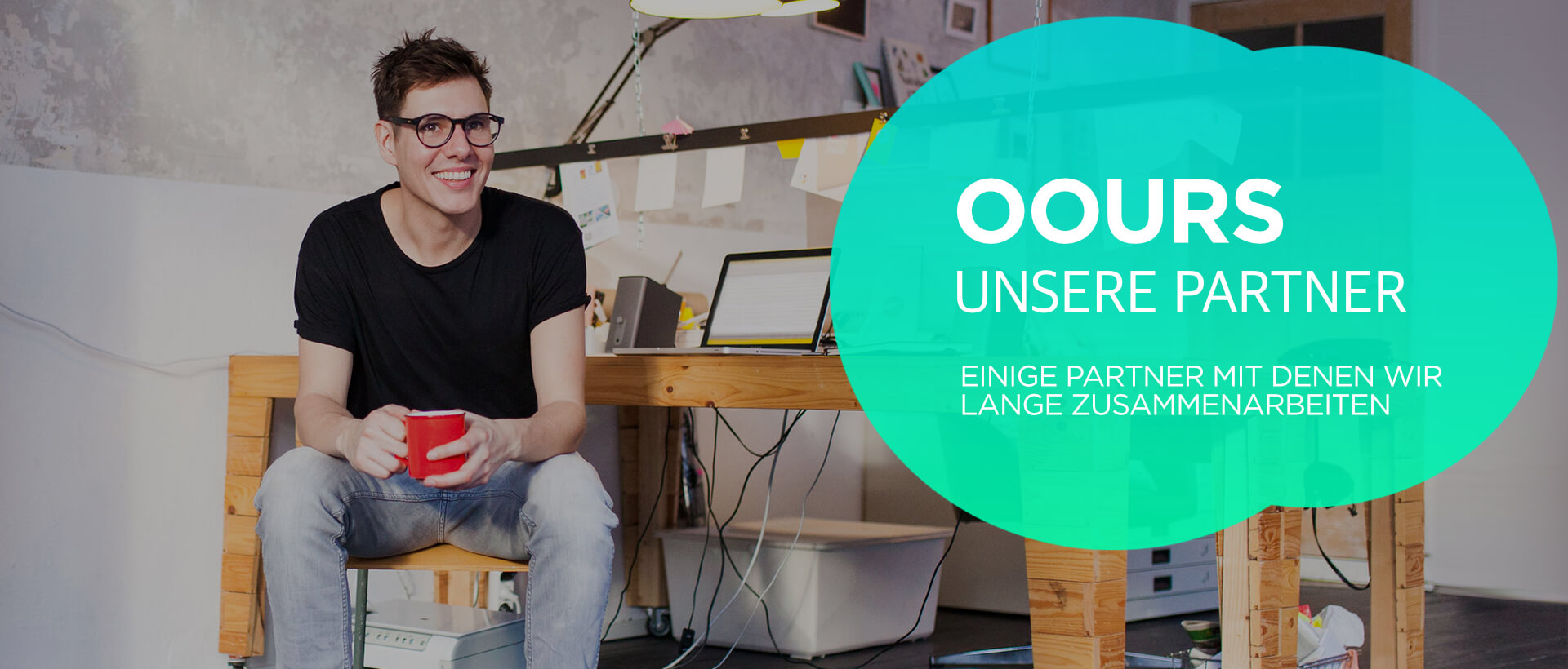 OOURS Unsere Partner