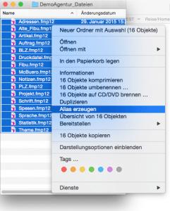 Datenaustausch: Dateien komprimieren (fmp12)